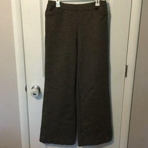 New York & Company tall wide leg dress pants